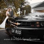 DR ROD Hire Chev Camaro Black 2