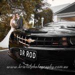 DR ROD Hire Chev Camaro Black 2