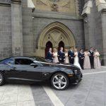 Drrod Black Chev Camaro 3