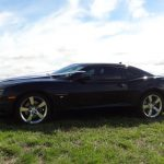Drrod Black Chev Camaro 4