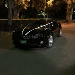 Drrod Black Chev Camaro 7
