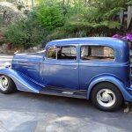 Drrod Blue Tudor 21
