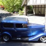 Drrod Blue Tudor 25