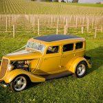 Drrod Gold Sedan 15