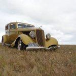 Drrod Gold Sedan 4