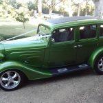 Drrod Green Sedan 26