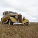 Gold Sedan 2