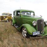 Green Sedan 1