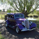Purple Sedan 5